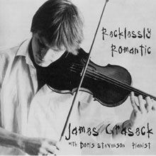 """Recklessly Romantic"" cover"